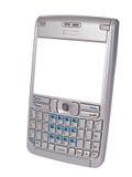 Smartphone personal del ayudante digital foto de archivo