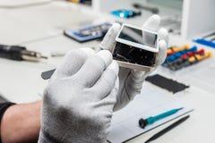 Smartphone repair Stock Images