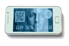 Smartphone. Royalty Free Stock Image