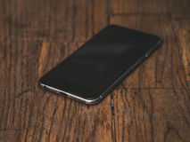 Smartphone Smartphone preto clássico Imagem de Stock