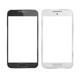 Smartphone for social network in internet with digital technolog Stock Photo