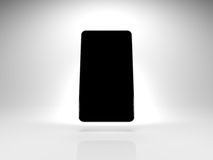 Smartphone Surface Background Stock Image