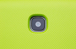 Smartphone or tablet pc camera lens Stock Photo
