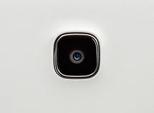 Smartphone or tablet pc camera lens Stock Images