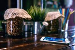 Smartphone tabletop