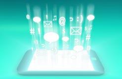 Smartphone Technology Royalty Free Stock Photo