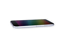 Smartphone, telefone celular Imagens de Stock Royalty Free
