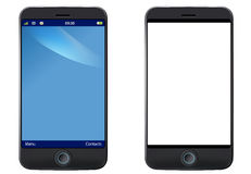 Smartphone Touchscreen Stock Photography