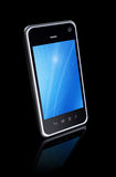 Smartphone Touchscreen Stock Image