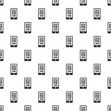 Smartphone with translate application pattern Stock Photography