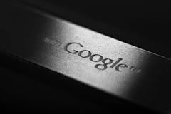 Smartphone van Google Stock Afbeeldingen
