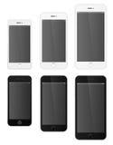 Smartphone vector Royalty Free Stock Photos