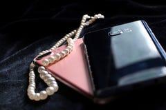 Smartphone Wciąż fotografia Zdjęcia Stock