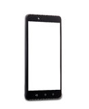 Smartphone with white screen Stock Photos