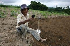 Smartphones Royalty-vrije Stock Afbeelding