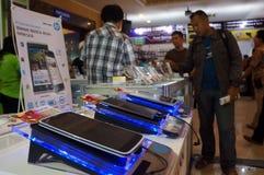 Smartphones Royaltyfria Foton