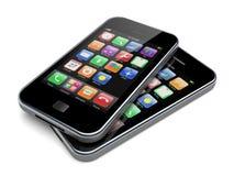 Smartphones Royalty-vrije Stock Fotografie