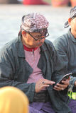 Smartphones Stock Photo