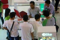 Smartphones Stock Image