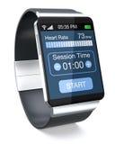 Smartwatch και ικανότητα Στοκ Εικόνες