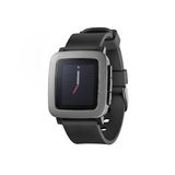 Smartwatch времени камешка Стоковые Изображения RF