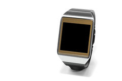 Smartwatch isolou-se Foto de Stock