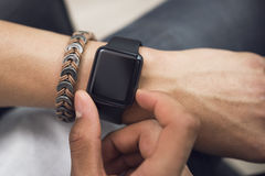 Smartwatch Royalty Free Stock Images