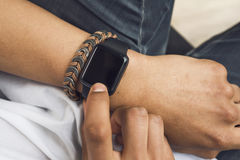 Smartwatch Stock Image