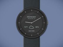 Smartwatch mockup Stock Images