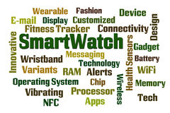 SmartWatch Royalty Free Stock Photography