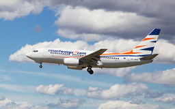 Smartwings Boeing 737 Stock Photography