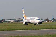 Smartwings Boeing B737-8Q8 Zdjęcia Royalty Free