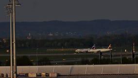 Smartwings y Lufthansa acepilla en la pista, Munich
