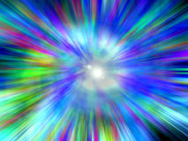 Smashing Colors. Color Blur Royalty Free Stock Photos
