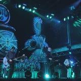 The Smashing Pumpkins concert stock photos
