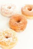 smaskiga donuts Fotografering för Bildbyråer