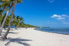 Smathers Beach Key West Stock Photography