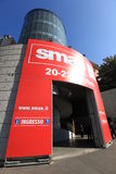 Smau 2010 Stock Photo