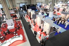 Smau 2010 Royalty Free Stock Image