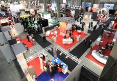 Smau 2010 Royalty Free Stock Images