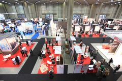 SMAU 2012 Stock Images