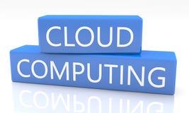 SMAU 2010 - de wolk van Microsoft gegevensverwerking Royalty-vrije Stock Foto