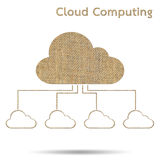 SMAU 2010 - Microsoft nubla-se a computação Imagens de Stock Royalty Free