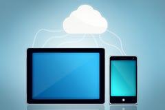 SMAU 2010 - Microsoft nubla-se a computação Imagens de Stock