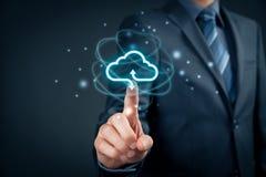 SMAU 2010 - Microsoft nubla-se a computação fotos de stock royalty free