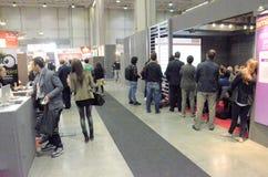 SMAU 2014 Milano Stock Photos