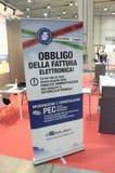 SMAU 2014 Milano Royalty Free Stock Photography