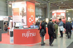 SMAU 2014 Milano Stock Images