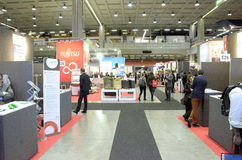 SMAU 2014 Milano Royalty Free Stock Photo
