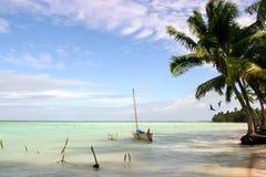 Smazzamento dell'isola fotografia stock libera da diritti